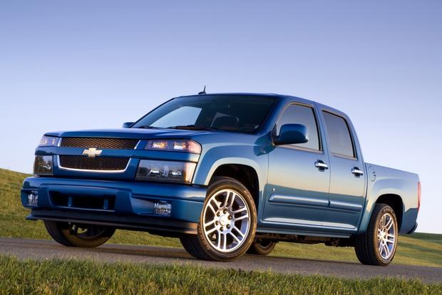 2009 chevrolet colorado  used car review