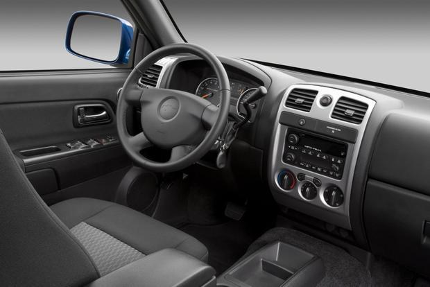 2009 Chevrolet Colorado Used Car Review Autotrader