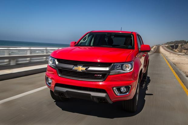2015 Chevrolet Colorado: New Car Review featured image large thumb0