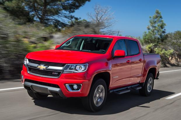 2015 Chevrolet Colorado: New Car Review featured image large thumb4