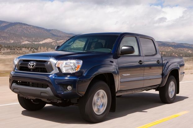 2015 Toyota Tacoma New Car Review Autotrader