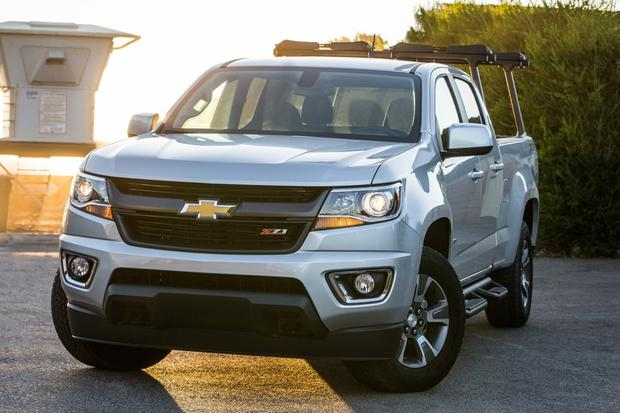 2015 Chevrolet Colorado First Drive Review Autotrader