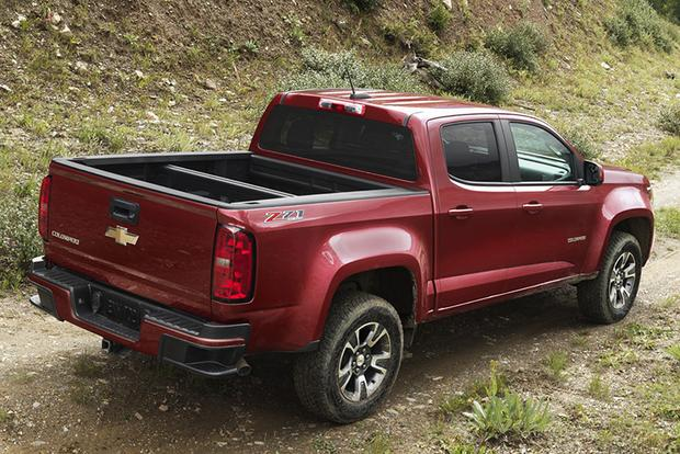 2012 vs. 2015 Chevrolet Colorado: What's the Difference ...