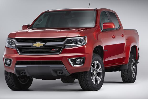 2012 Vs 2015 Chevrolet Colorado Whats The Difference Autotrader