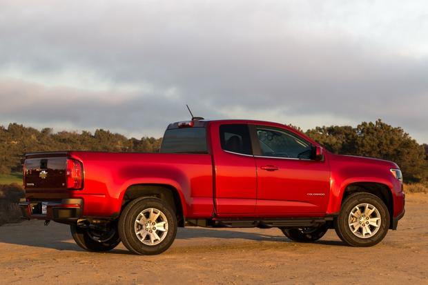 2017 Chevrolet Colorado Vs Gmc Canyon What S The Difference Featured Image Large