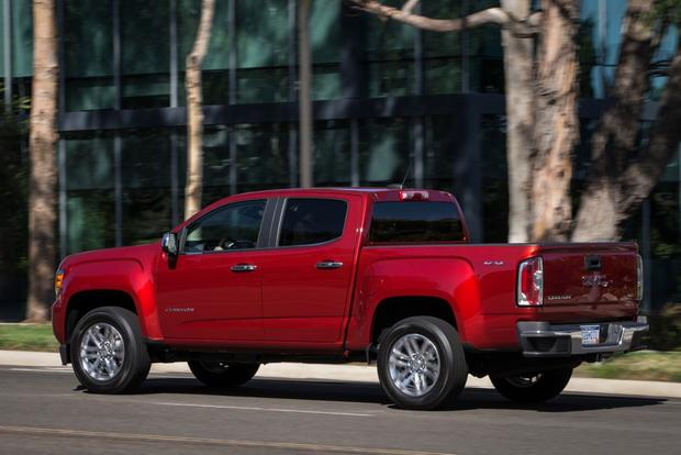 2015 Chevrolet Colorado vs. 2015 GMC Canyon: What's the ...
