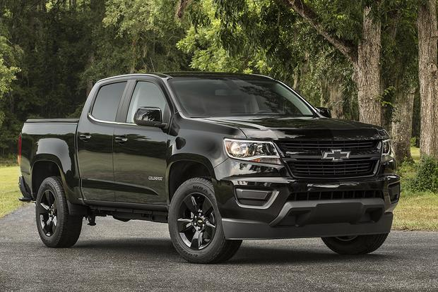 2016 Chevrolet Colorado New Car Review Autotrader