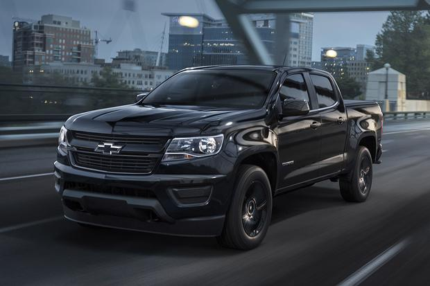2016 Chevrolet Colorado New Car Review Featured Image Large Thumb0