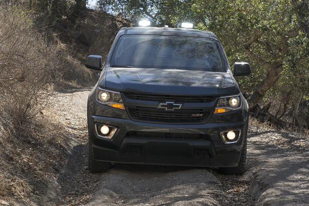 2016 Chevrolet Colorado Diesel First Drive Review Autotrader
