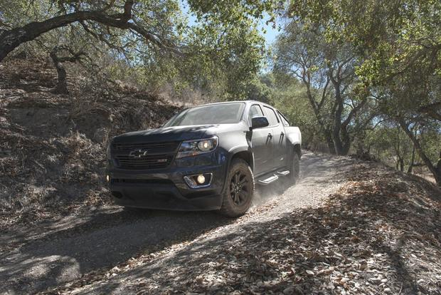 2016 Chevrolet Colorado Diesel: First Drive Review featured image large thumb2