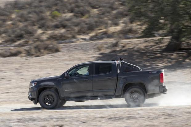 2016 Chevrolet Colorado Diesel: First Drive Review featured image large thumb3
