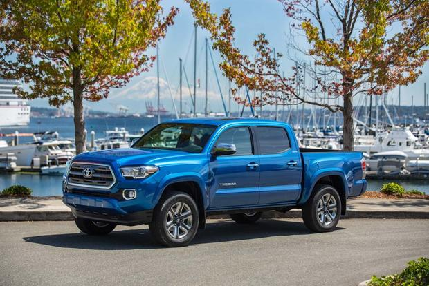2016 Toyota Tacoma vs. 2016 Chevrolet Colorado: Which Is Better? featured image large thumb9