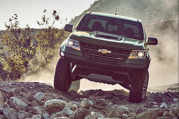 2017 Chevrolet Colorado: New Car Review featured image large thumb4