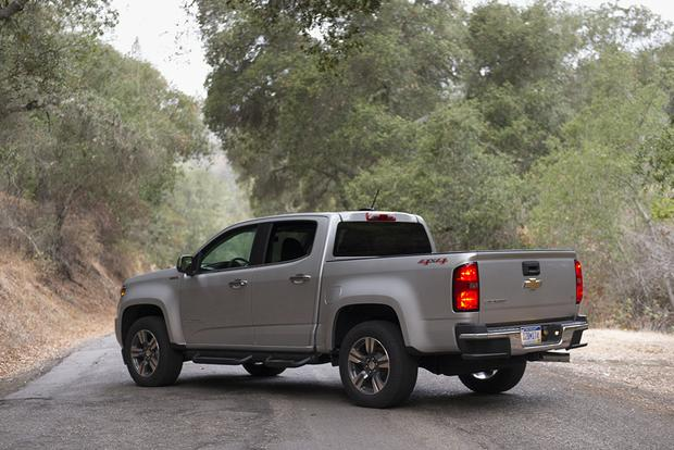 2017 Chevrolet Colorado: New Car Review featured image large thumb1