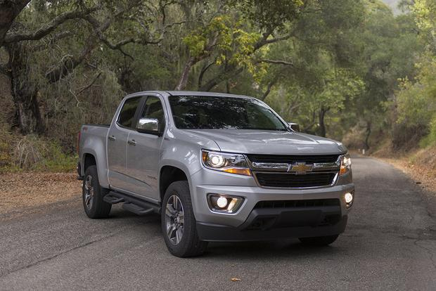 2017 Chevrolet Colorado New Car Review Autotrader