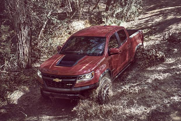 2017 Chevrolet Colorado: New Car Review featured image large thumb2