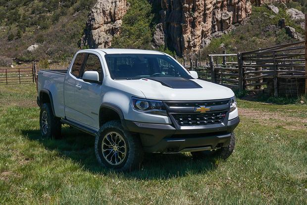 2017 Chevrolet Colorado ZR2: First Drive Review
