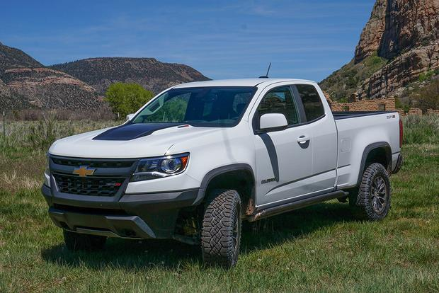 2017 Chevrolet Colorado Zr2 First Drive Review Featured Image Large Thumb2