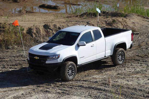 Off-Roading in the 2018 Chevrolet Colorado ZR2 featured image large thumb0