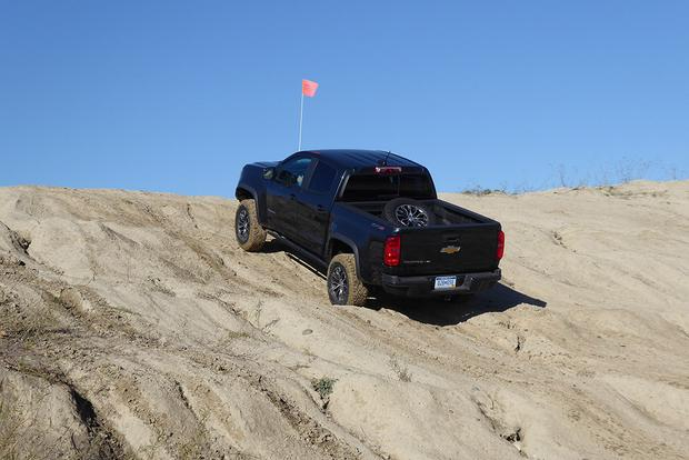 Off-Roading in the 2018 Chevrolet Colorado ZR2 featured image large thumb1