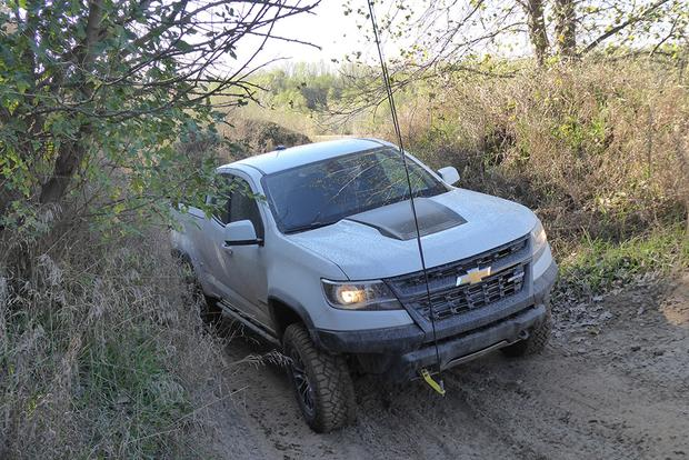 Off-Roading in the 2018 Chevrolet Colorado ZR2 featured image large thumb5
