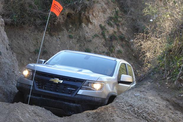 Off-Roading in the 2018 Chevrolet Colorado ZR2 featured image large thumb7