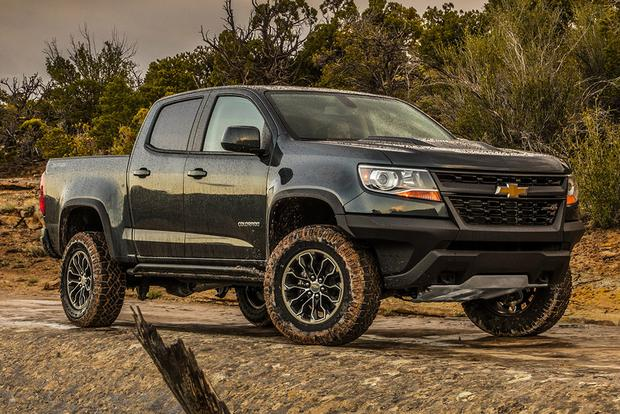 2018 Chevrolet Colorado New Car Review Autotrader
