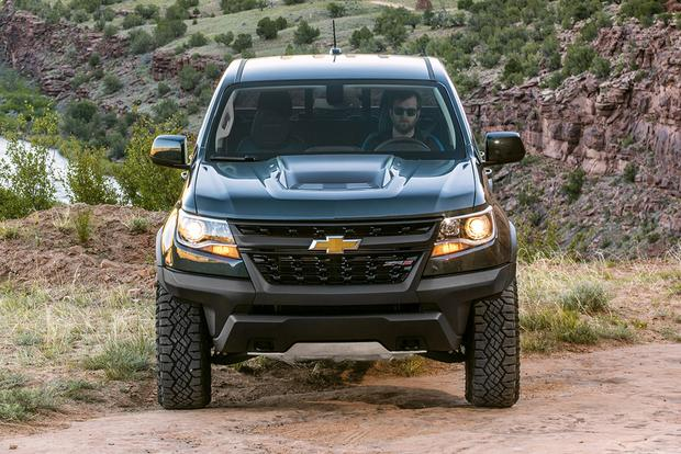 2018 Chevrolet Colorado: New Car Review featured image large thumb2