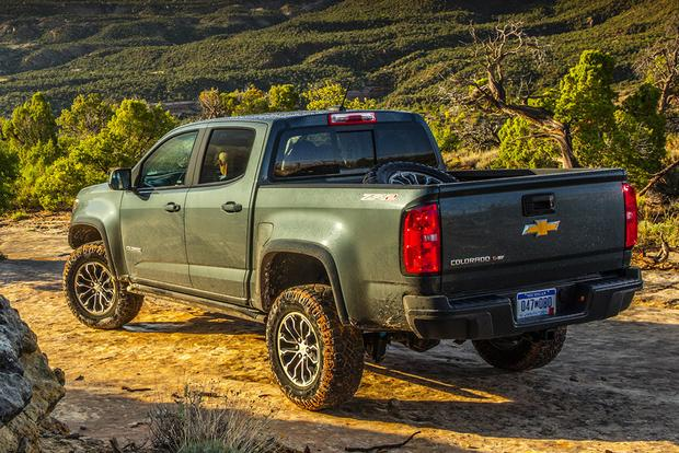 2018 Chevrolet Colorado: New Car Review featured image large thumb3