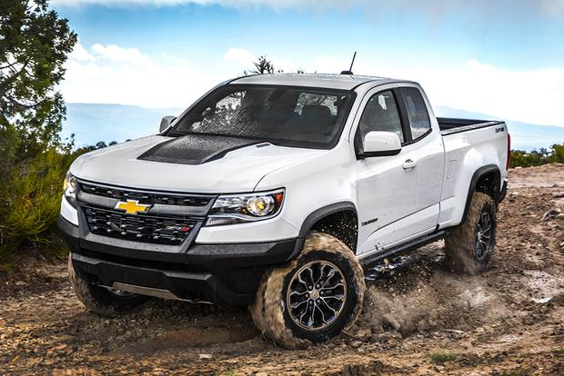 2018 Chevrolet Colorado: New Car Review featured image large thumb5