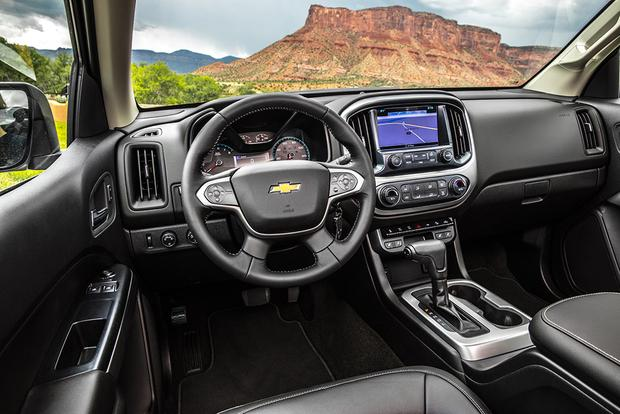 Chevy Colorado 2018 >> 2018 Chevrolet Colorado New Car Review Autotrader