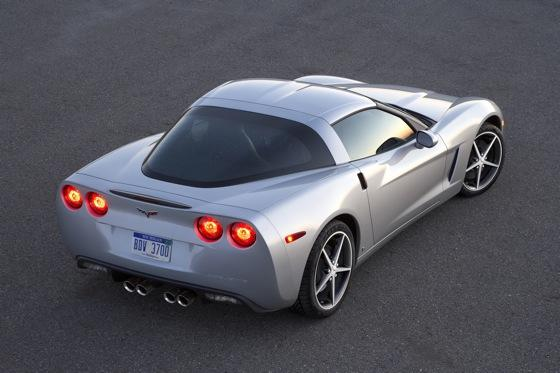 2012 Chevrolet Corvette: New Car Review featured image large thumb1