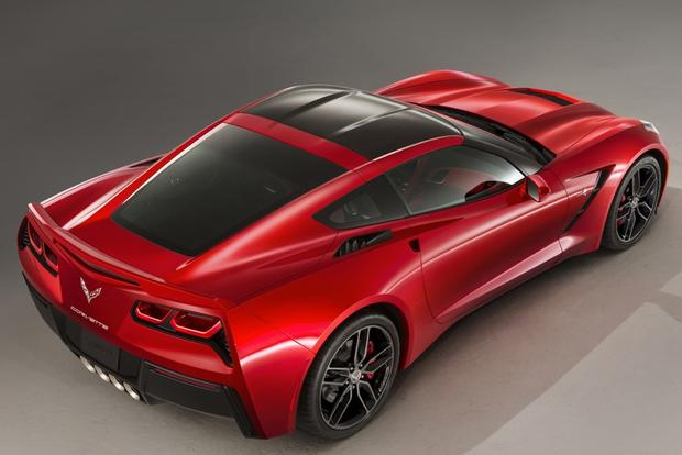 2014 Chevrolet Corvette: New Car Review featured image large thumb2