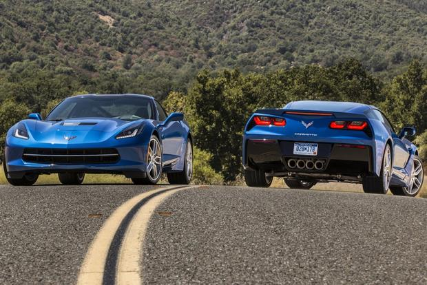 2015 Chevrolet Corvette: New Car Review featured image large thumb0