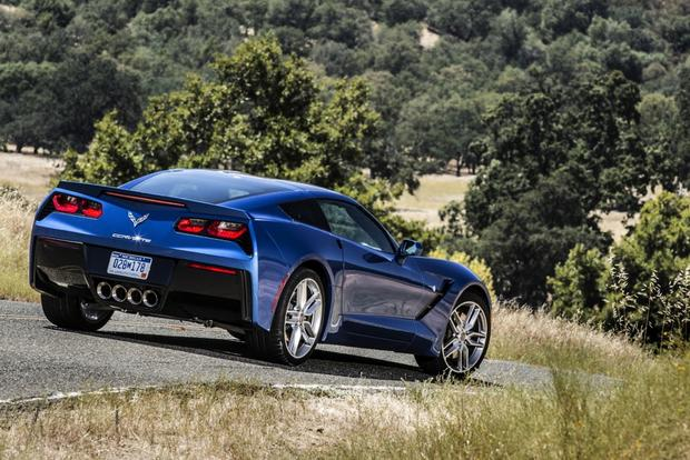 2015 Chevrolet Corvette: New Car Review featured image large thumb1