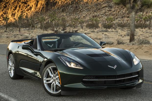 2015 Chevrolet Corvette: New Car Review featured image large thumb3