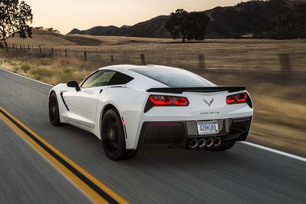 2016 Chevrolet Corvette: New Car Review featured image large thumb2
