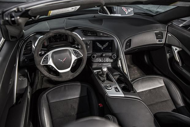 2016 Chevrolet Corvette: New Car Review featured image large thumb5
