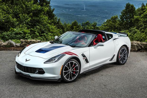 2017 Chevrolet Corvette: New Car Review featured image large thumb0