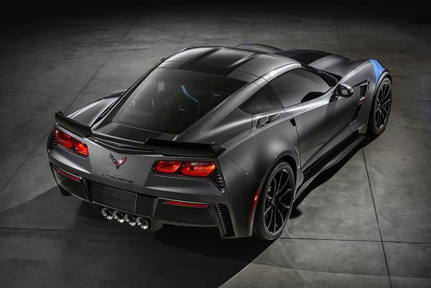 2017 Chevrolet Corvette: New Car Review featured image large thumb1