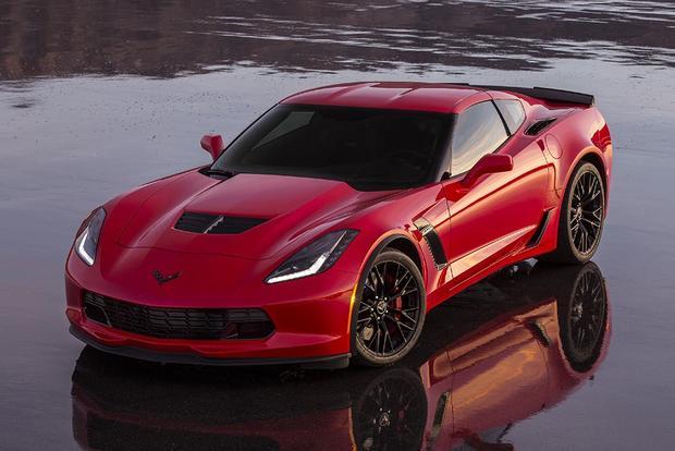 2017 Chevrolet Corvette: Stingray vs. Z06 vs. Grand Sport ...