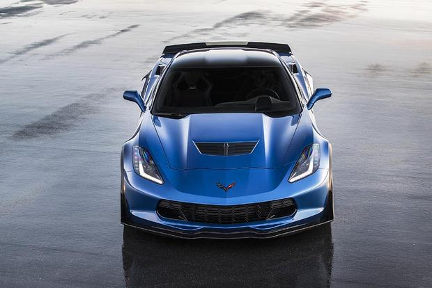 2017 Chevrolet Corvette: Stingray vs. Z06 vs. Grand Sport ...
