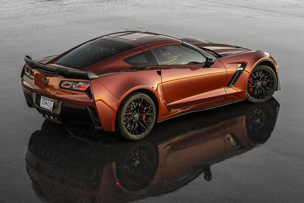 2017 Chevrolet Corvette: Stingray vs  Z06 vs  Grand Sport