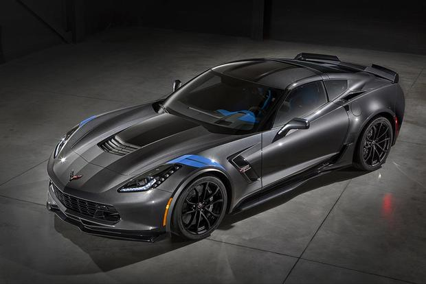 2017 Chevrolet Corvette: Stingray vs  Z06 vs  Grand Sport - Autotrader