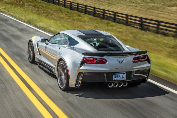 2018 Chevrolet Corvette: New Car Review featured image large thumb2