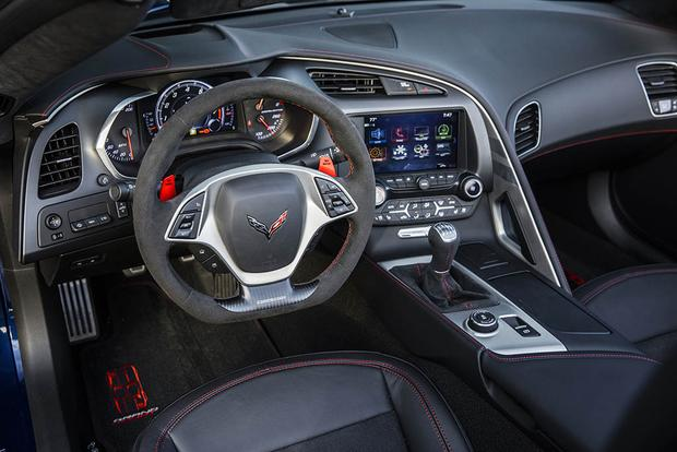 2018 Chevrolet Corvette: New Car Review featured image large thumb6