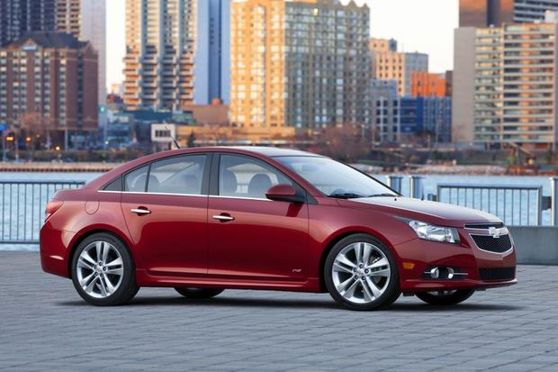 2011 Chevrolet Cruze: Used Car Review featured image large thumb2