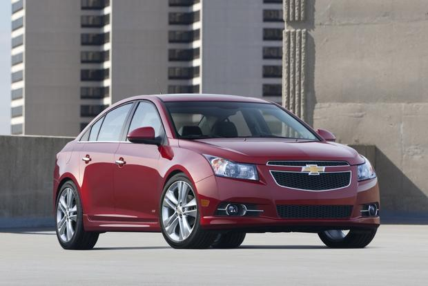 2011 Chevrolet Cruze: Used Car Review featured image large thumb1