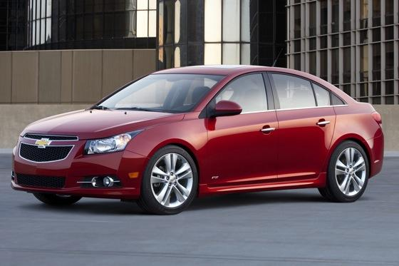 2012 Chevrolet Cruze: New Car Review featured image large thumb0