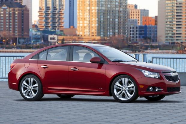 2012 Chevrolet Cruze: Used Car Review featured image large thumb2
